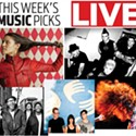 Live: Music Picks July 18-24