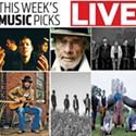 Live: Music Picks July 25-31