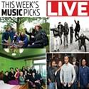Live: Music Picks July 4-10