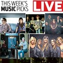 Live: Music Picks June 20-26