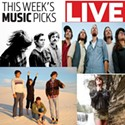 Live: Music Picks Nov. 7-13