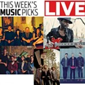 Live: Music Picks Oct. 10-16