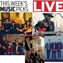 Live: Music Picks Oct. 10-16