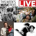 Live: Music Picks Oct. 17-23