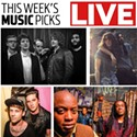 Live: Music Picks Oct. 24-30