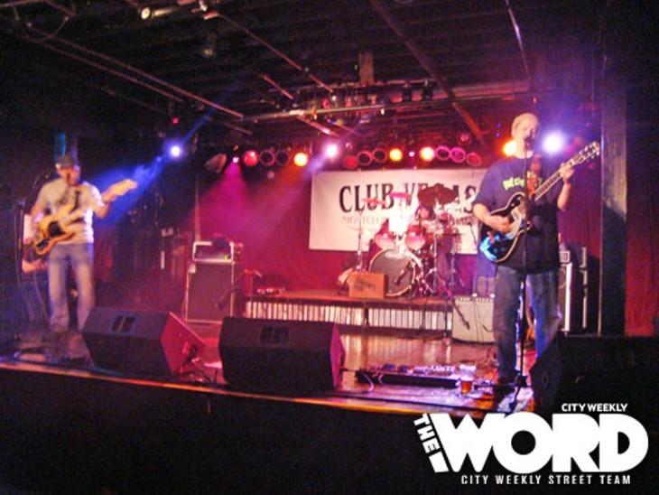 Local Music Night at Club Vegas (1.20.11)