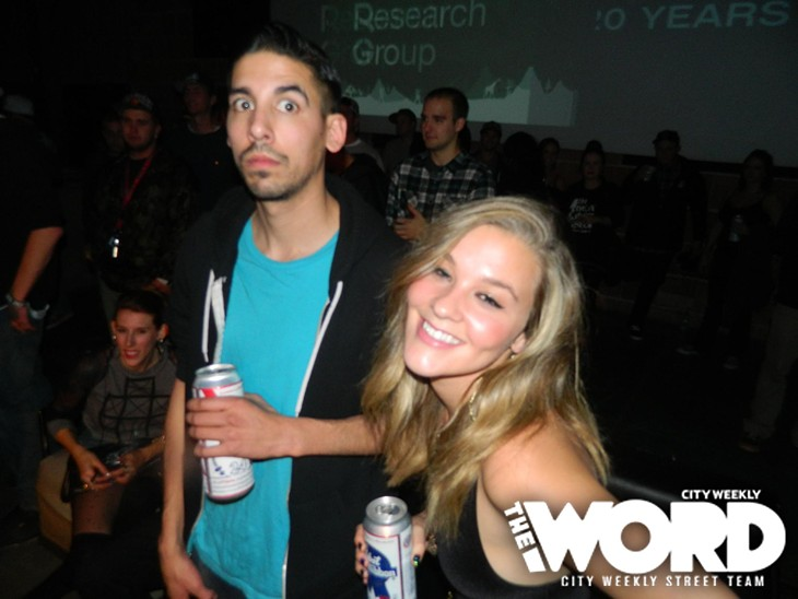 LRG Snowboard Season Kickoff Party (11.6.12)