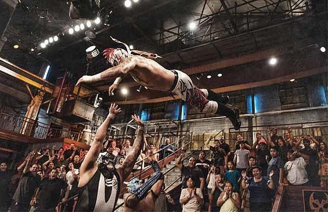 Lucha Underground (El Rey)