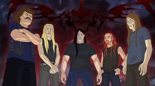 Metalocalypse - ADULT SWIM