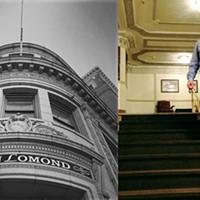 Michael Fenton of Ogden's Ben Lomond Hotel