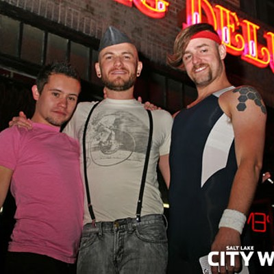 Miss City Weekly's Royal Revue at Bar Deluxe (9.24.11)