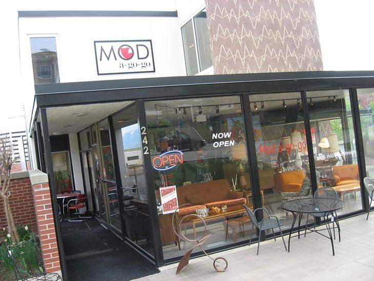 Mod A Go Go: 4/18/14