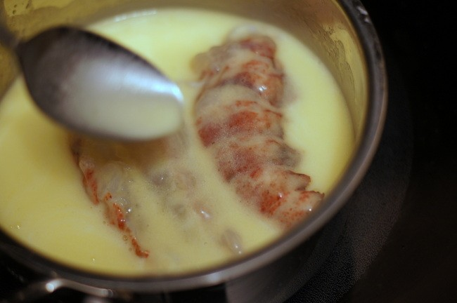 Monday Meal: Butter-Poached Lobster Tail | Buzz Blog
