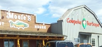 Moore's Cowpoke BBQ & Halibut House
