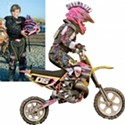 Motocross as Child's Play