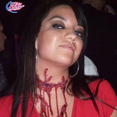 My Bloody Valentine Party w/ Bridget Marquardt