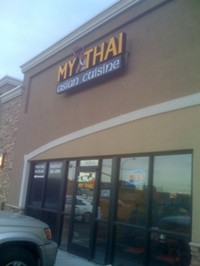 My Thai Restaurant in Salt Lake City