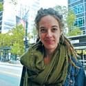 University Service Coalition's Natalie Blanton