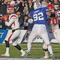 NCAA Football: Pittsburgh at Utah; Washington at BYU