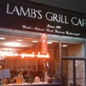 New Lamb's Grill Menu