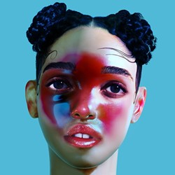 FKA TWIGS' LP1