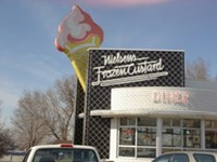 Nielsen's Frozen Custard in Bountiful