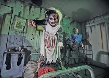 Utah Haunted Houses
