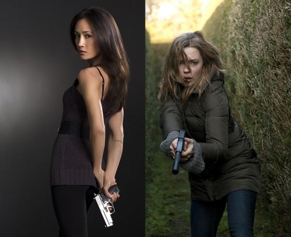 Nikita, Hunted - THE CW/CINEMAX