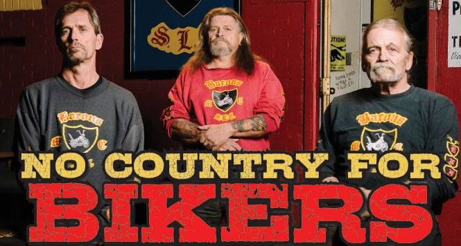 No Country For Bikers | Cover Story | Salt Lake City | Salt Lake