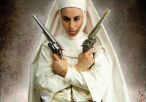 Nude Nuns With Big Guns - IMAGE