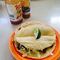 Off the Eaten Path: Julia's Mexican Restaurant