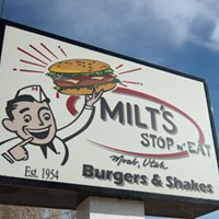 Off the Eaten Path: Milt's Stop n' Eat