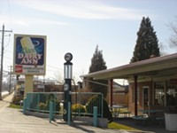 Pace's Dairy Ann Restaurant in Bountiful