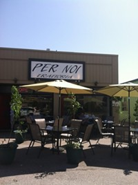 Per Noi Trattoria Restaurant in Salt Lake City