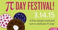 Pi Day Festival!