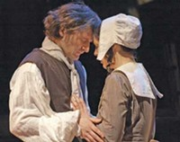 Plan-B Theatre: The Scarlet Letter