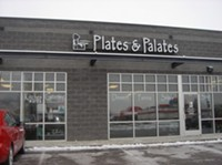 Plates & Palates Restaurant in Bountiful