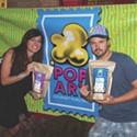 Pop Art Gourmet Popcorn