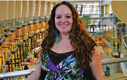 Post-Mormon's Melanie Morales - RACHEL PIPER