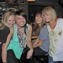 Pumpkin Pie Shooters, Patron @ Tony's, Rye Rye @ W Lounge & The Old Yellowstone Garage