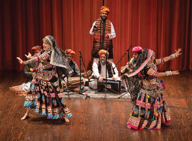 Rajasthani Gypsy Caravan