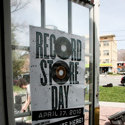 Record Store Day 2010 (4.17.10)