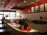 Red Mango in Salt Lake City