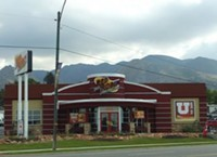 Red Robin Restaurant in Salt Lake City