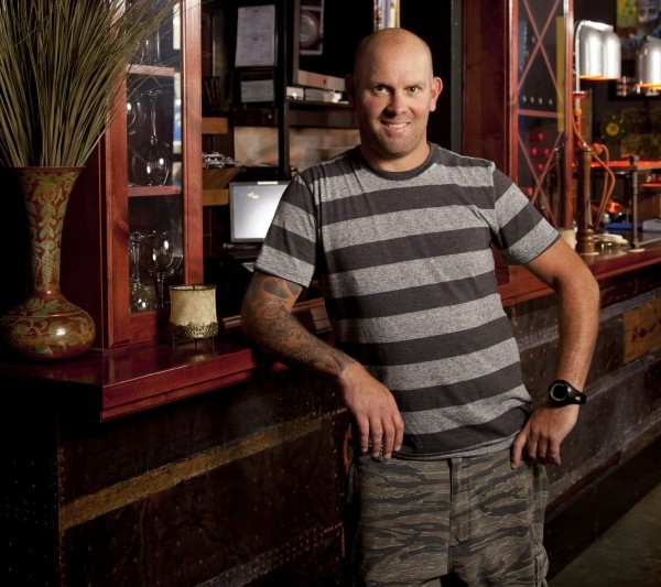 Reef's chef/owner Asi Yoked - DARRYL DOBSON PHOTOGRAPHY