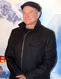 Robin Williams: Leader in the Fight Against Darkness