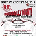 Rockabilly Suicide-Prevention Show Friday in SLC