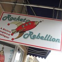 Rocket Rebellion: 3/17/11