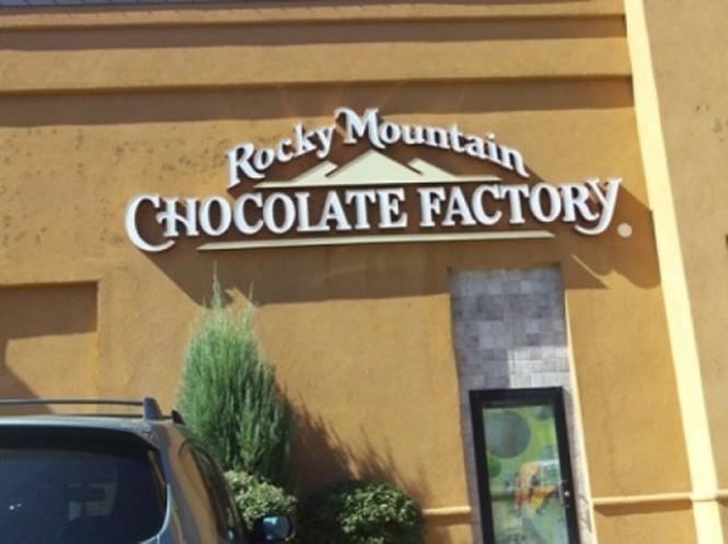 Chocolate Factory Orem Utah