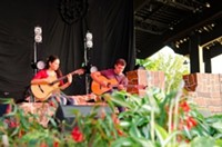 Rodrigo y Gabriela at Red Butte